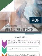 Tele Nursing