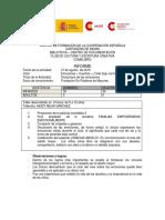 Informe Final - 31 de Agosto