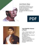 José Silverio Olaya