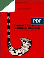 Gramática da língua Kulina (Madijá)