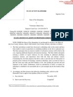 State v. Zhukovskyy - Motion 11-15-19