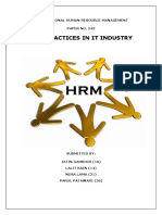 30321041-Hrm-Practices-in-IT-Industry.doc