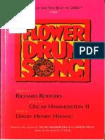 Flower Drum Song (Revised)