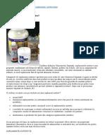 Ce sunt suplimentele nutritive