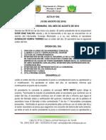 ACTA N 64 18-08-2016