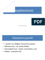 Toxoplasma Tropmed