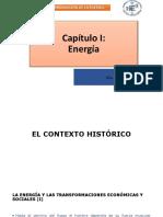 1.Capítulo I Sistema Energetico Matriz Energética 2018 II Semestre