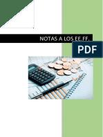 Notas a Los Estados Financieros 3