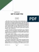 Quiet Title Handbook Ocr