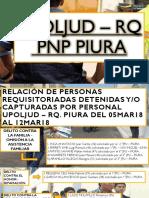 Exposicion de La Produccion Upoljud - Rq Marzo 2018