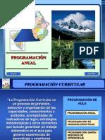 PROGRAMACIÓN  anual final 1.ppt