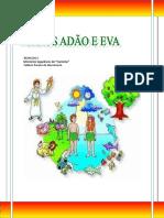 4 ERROS ADÃO E EVA