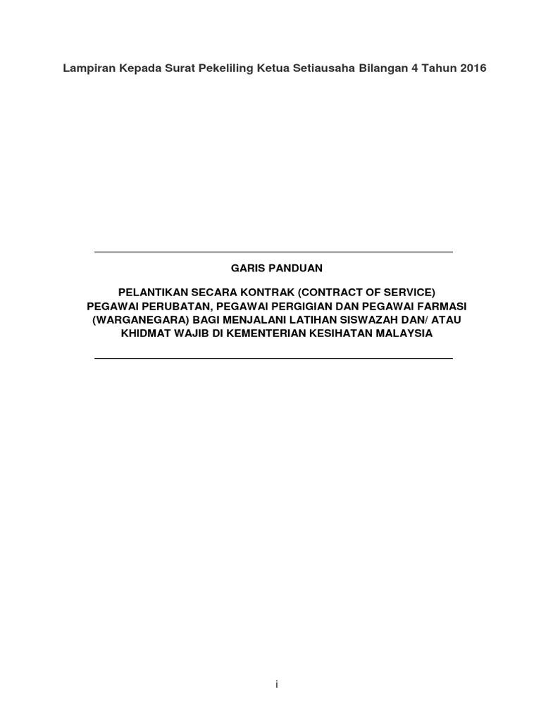 2 Lampiran A F Syarat Pelantikan Kontrak Tetap Tanggungjawab Ketua Jabatan Dan Tatacara Pelantikan1