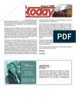 PCCToday - August 2008 Edition