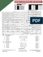 Math-9th ch-5 (2018-19)