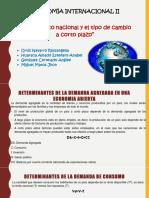 Economía Internacional II