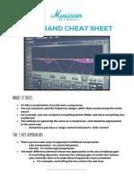 Multi Band Cheat Sheet