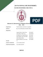 Informe Final Transformadores Monofasicos en Paralelo