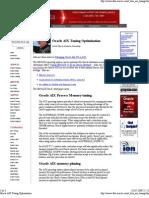 Oracle AIX Tuning Optimization