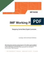 Designing Central Bank Digital Currencies