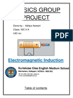 ElectroMagentic Induction
