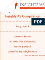 Insights Compilation May 2019(Cold Blood3d)
