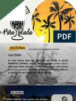 Trabajo Piña Colada Discovery 2019