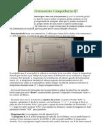 Manual Termostato Computherm Q7
