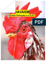 HAVAISM, Chicken Philosoph or a PLAY