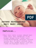 8. Bayi Baru Lahir
