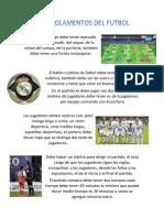 Los Reglamentos Del Futbol