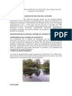 Planta Potabilizadora de Agua San Jose Dle Guaviare