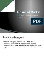 Financial Market Ch -2