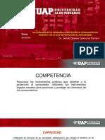 Clase D. Consumidor.3 Funciones de Indecopi (1)