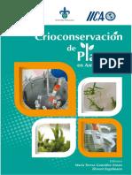 Crioconservacion de Plantas