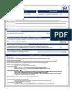 Modelo 8 de Submissão do Imposto de Valor Acrescentado
