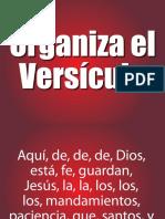 Organiza El Versiculo