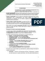 A Subordinação_ficha Informativa