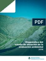 Diagnostico del estado de situacion de la evaluacion ambiental
