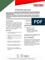 Attom Racing 10w60 API Sn_v0 02.09.19