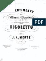 Mertz Rigoletto