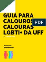 Guia Para Calouros e Calouras LGBTI Da UFF (2ª Edição)