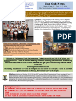 Cox News Volume 9 Issue 11