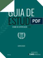 CAMS Portuguese Study Guide - Atualizado
