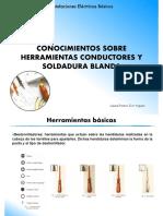 UD01 - Conocimientos Sobre Herramientas, Conductores y Soldadura Blanda (1)