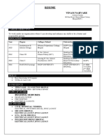 Vinu New Resume-1