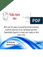 017- Presentation Volo Aero MRO - TCG C-130 2019