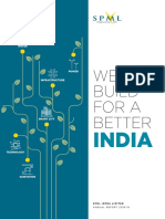 Spml Infra Annual Report 2018-19