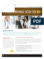 HealthARCH ICD-10Flyer 2017