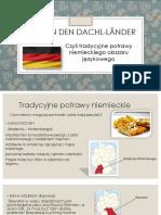 Essen in Den Dachl-länder-Niemieckie Potrawy2